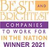 Best and Brightest Companies to Work for in the Nation Winner 2016